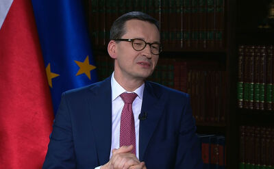 """Premier Mateusz Morawiecki w """"Faktach po Faktach"""". Cała rozmowa"""