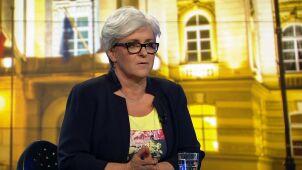 Joanna Kluzik-Rostkowska w