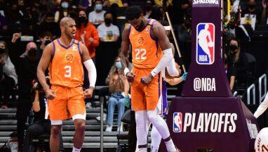 Suns wykorzystali nieobecność gwiazdy Lakers. Aresztowano kibica na meczu Celtics