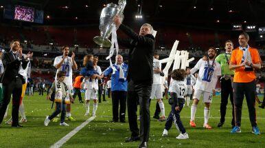 Wielki powrót do Realu. Ancelotti nowym trenerem Królewskich