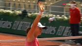 Świątek pokonała Kontaveit w 3. rundzie French Open