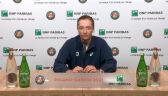 Świątek na konferencji prasowej po meczu z Kontaveit w 3. rundzie French Open