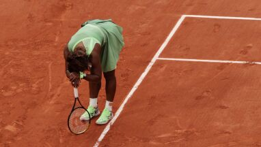 Serena Williams odpadła z French Open.