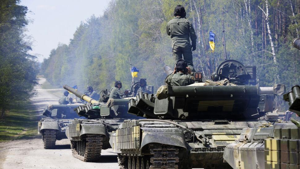 Ukraińskie czołgi jechały  przez Polskę bez specjalnego nadzoru