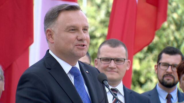 Andrzej Duda - kandydat w plebiscycie Mistrz Riposty 2019