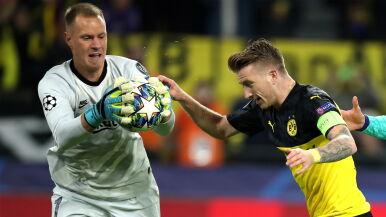 """Mur, który uratował Barcę. """"Ter Stegen pokazał Neuerowi, kto jest lepszy"""""""