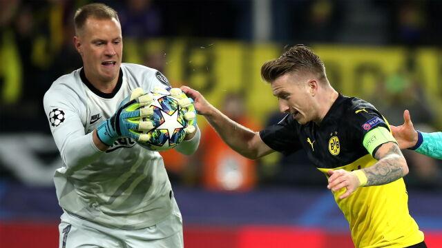 """Mur, który uratował Barcelonę. """"Ter Stegen pokazał Neuerowi, kto jest lepszy"""""""