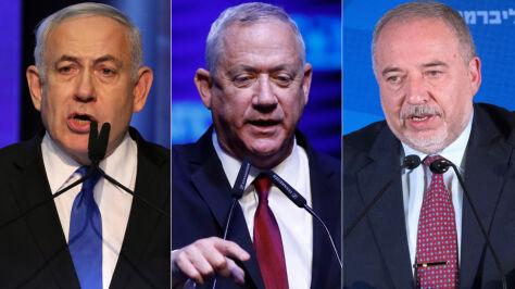 Powyborczy pat. Zdolności koalicyjne zdecydują, czy Netanjahu utrzyma władzę