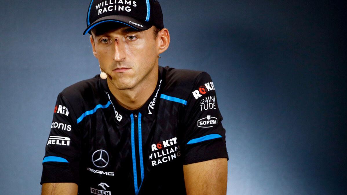 """Kubica opuszcza Williamsa. """"Nadszedł odpowiedni moment"""""""