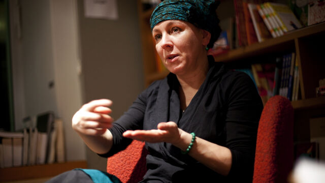 Olga Tokarczuk z drugą nominacją do National Book Award.
