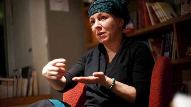 """Olga Tokarczuk z drugą nominacją do National Book Award. """"Wielka radość"""""""