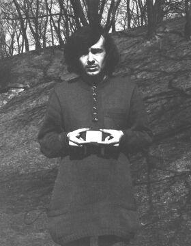 Romuald Kutera, Lusterko [Looking Glass], 1972_2019, odbotka własna artysty