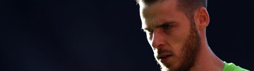 """Mourinnho o bramkarzu United. """"Miał szczęście, że podpisał nowy kontrakt"""""""