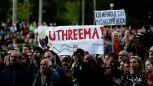 Pierwsze od pół roku demonstracje antyrządowe na Słowacji