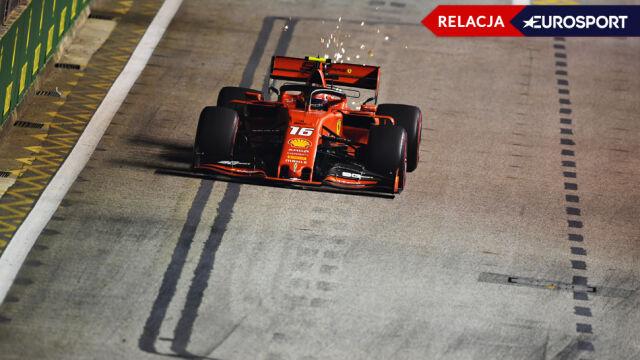 Grand Prix Singapuru [ZAPIS RELACJI]