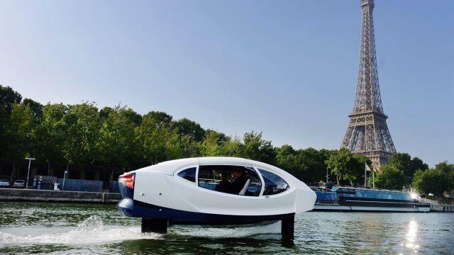 Wodne taksówki w Paryżu. Mają być ekologiczną alternatywą w transporcie