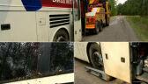 Wypadek autokaru z dziećmi. 12 osób trafiło do szpitala