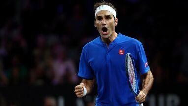 Federer zrobił swoje. Będzie kluczowy mecz w Pucharze Lavera