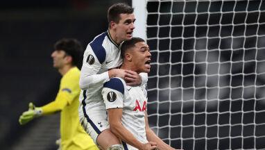 Mourinho może liczyć na zmienników. Tottenham wygrał grupę w Lidze Europy