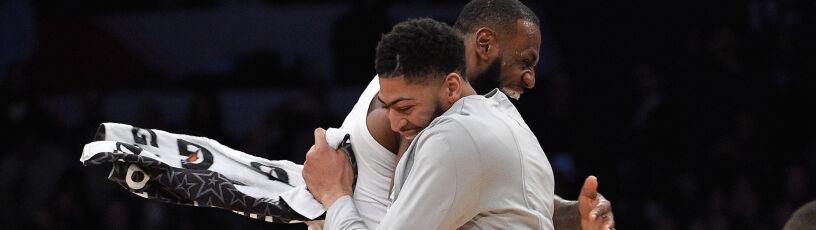 """Transferowy hit w NBA, LeBron ma nowego partnera. """"Zróbmy to, bracie"""""""