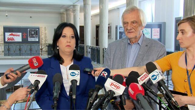 Anita Czerwińska skomentowała wyrok w sprawie Tomasza Arabskiego