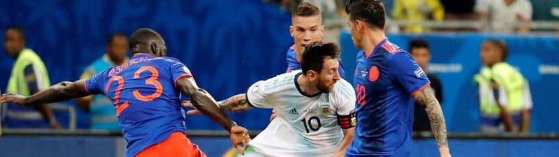 Falstart Argentyny w Copa America. Pierwsza taka porażka od 40 lat