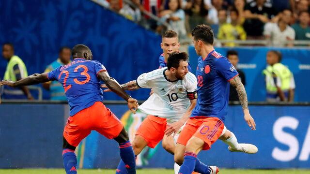 Nieudany początek Argentyny w Copa America. Pierwsza taka porażka od 40 lat