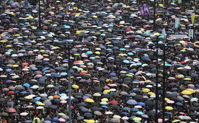 Kolejne protesty w Hongkongu. Chcą całkowitego wycofania projektu ustawy