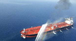 Następca tronu Arabii Saudyjskiej oskarża Iran o zaatakowanie tankowców