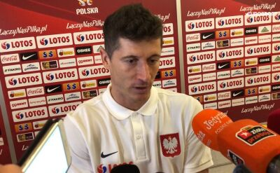 Lewandowski po meczu z Izraelem: wróciliśmy do fundamentów
