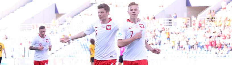 Świetna inauguracja mistrzostw Europy. Pięć goli i zwycięstwo Biało-Czerwonych