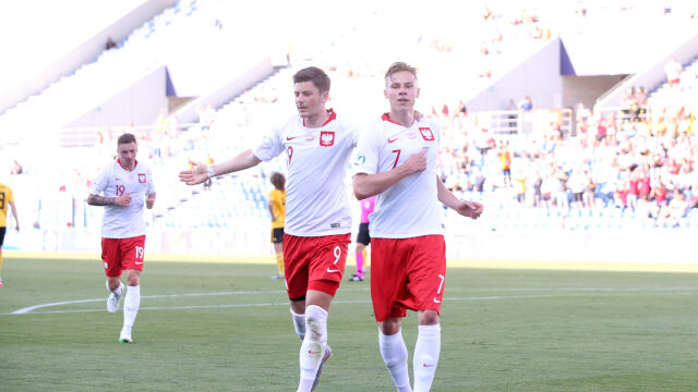 Świetna inauguracja mistrzostw Europy. Pięć goli i wygrana Polaków
