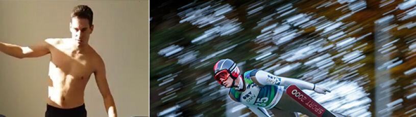 Austriacki skoczek stawia pierwsze kroki. Trzy lata po koszmarnym upadku