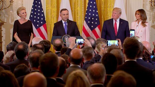 """""""Sto lat"""" dla Donalda Trumpa"""