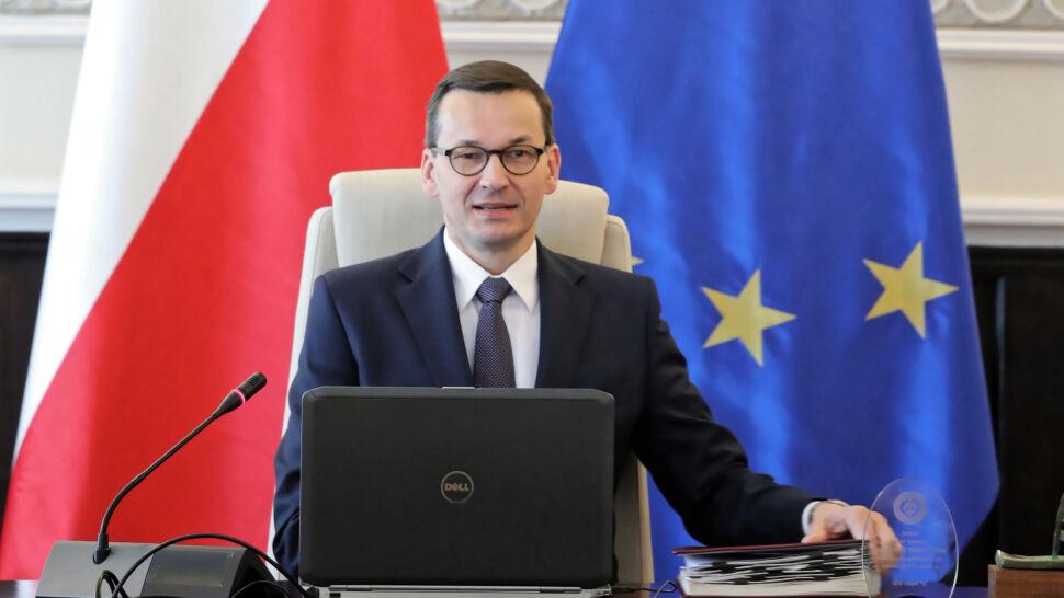 """Falenta miał pisać teżdo premiera Morawieckiego. """"Rzeczpospolita"""" o trzecim liście"""