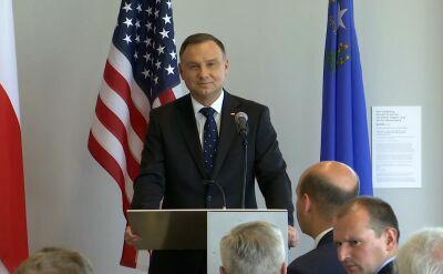 Prezydent otworzył Polski Tydzień Biznesu i Innowacji