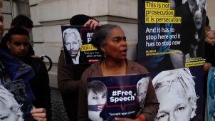 Assange czeka na decyzję sądu w sprawie ekstradycji