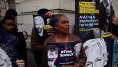 Brytyjski sąd zdecyduje w sprawie Juliana Assange'a