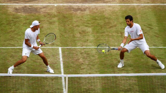 Kubot i Melo zmienili nawierzchnię. Optymistyczny początek przygotowań do Wimbledonu