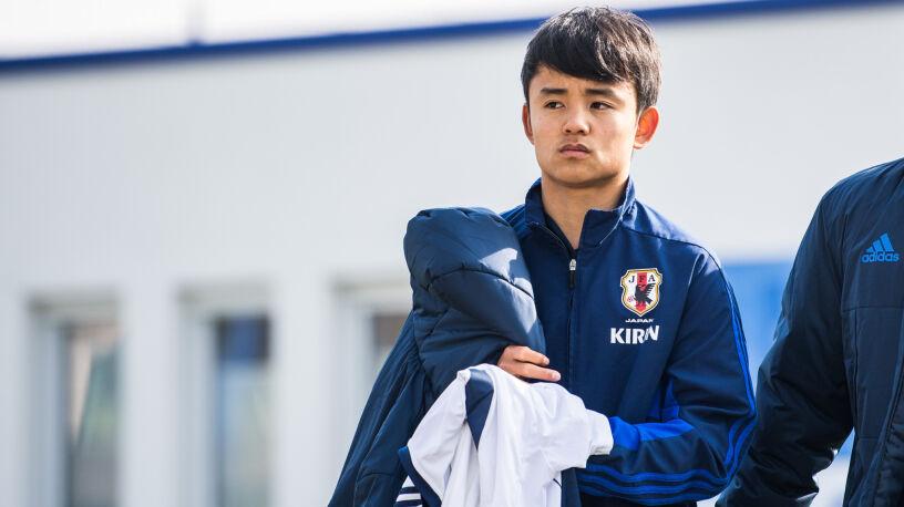 """Barcelona i PSG przegapiły """"japońskiego Messiego"""".  Przez błąd na Transfermarkt?"""
