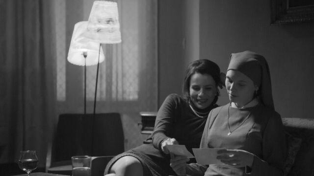 Agata Trzebuchowska, filmowa Ida: nie wiążę przyszłości z aktorstwem