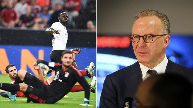 """Bayern zawodzi, prezes widzi problem. """"Tylko dwóch w normalnej formie"""""""
