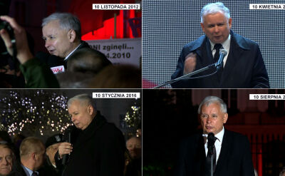 Kaczyński o dochodzeniu do prawdy
