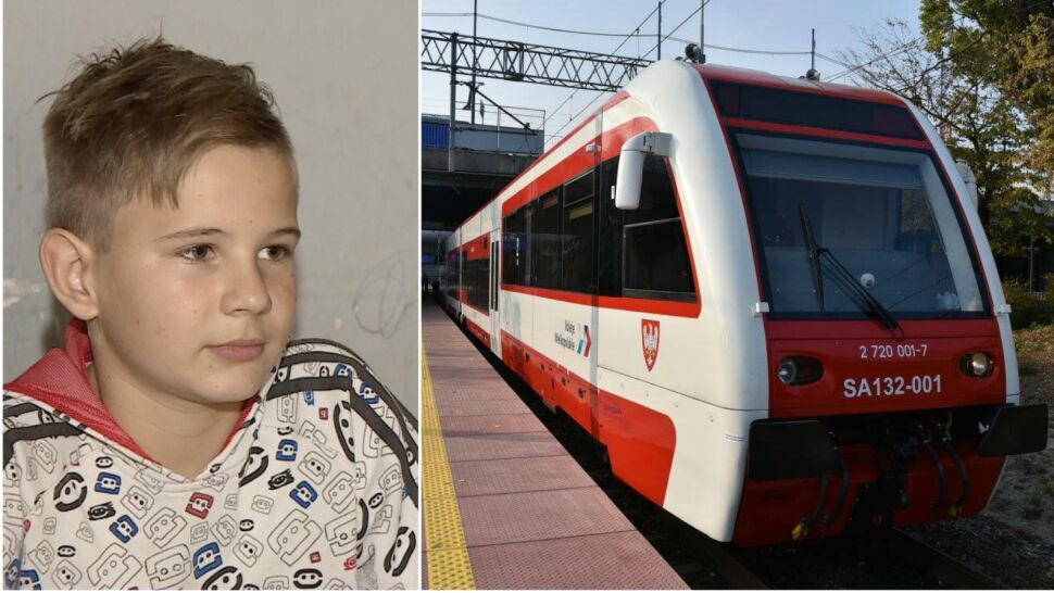 Konduktor wyrzucił chłopca z pociągu. Za brak pieczątki, której nie ma szkoła