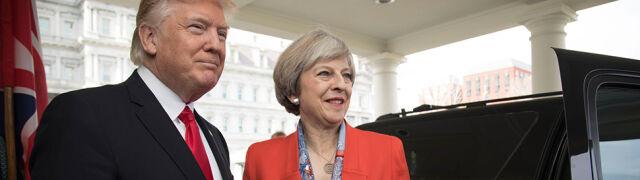Amerykański ambasador ostrzega Londyn
