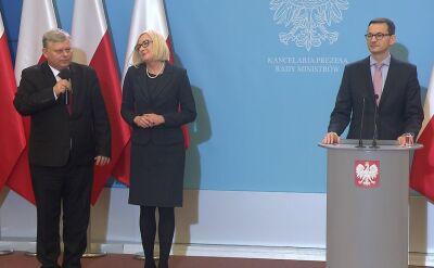 Marek Suski szefem gabinetu politycznego