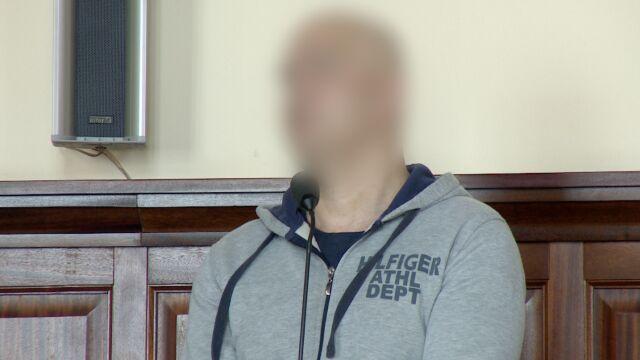 Zaatakował nożem ekspedientkę w warzywniaku, w więzieniu spędzi 25 lat. Do kobiety wysłał list