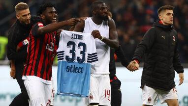 Finał afery koszulkowej we Włoszech. Milan i zawodnicy ukarani grzywną