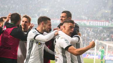 Legia wymierzyła Pogoni dwa szybkie ciosy. Zrównała się punktami z Lechią