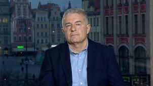 Władysław Frasyniuk i Dariusz Martynowicz w